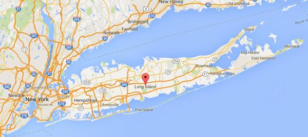 Map Of Battle Of Long Island