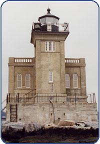 Huntington Harbor Lighthouse