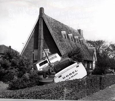 Long Island Express Hurricane 1938