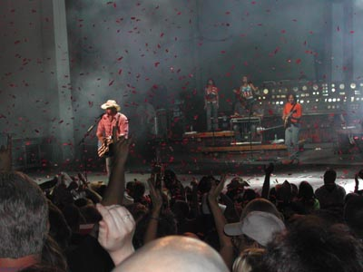 Toby Keith Concert Pics